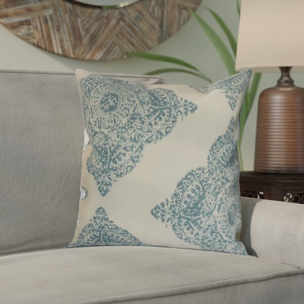 Leavenworth Reversible 100% Cotton Throw Pillow by World Menagerie